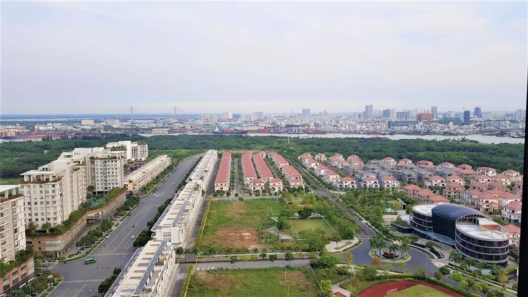 JLL Việt Nam: 373 triệu đồng/m2 nhà phố thương mại ở Thủ Thiêm, quận 2