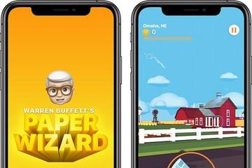 Apple làm game về tỷ phú Warren Buffett