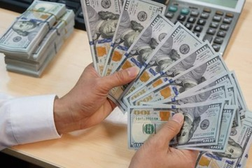 Giá USD trong nước tiếp tục 'leo thang'