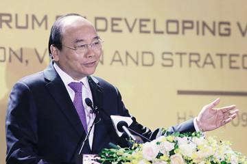 Thủ tướng: Sau 30 năm gia công, Việt Nam mới có đủ điều kiện cơ bản để sáng tạo công nghệ