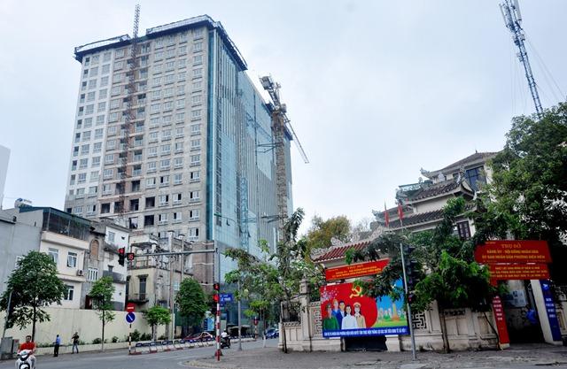 Chủ tịch Hà Nội Nguyễn Đức Chung: Chủ đầu tư 8B Lê Trực có nhiều sai phạm ở 4 công trình khác