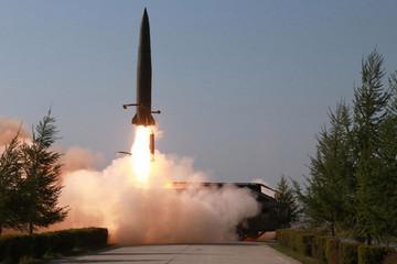 Mỹ xác nhận Triều Tiên phóng nhiều tên lửa đạn đạo