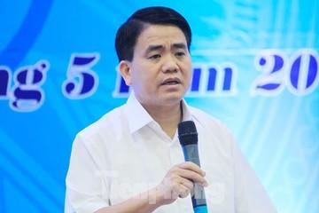Chủ tịch Hà Nội: 'Đủ điều kiện sẽ đẩy nhanh việc cấm xe máy'