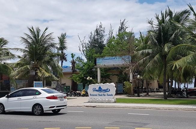 Đà Nẵng phát hiện nhiều vi phạm xây dựng tại dự án Danabeach
