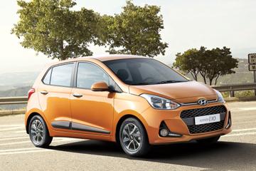 [Infographic] Top 10 ôtô bán chạy tháng 4: Hyundai i10 soán ngôi Toyota Vios