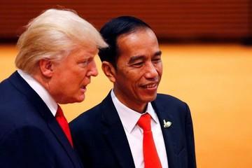 Indonesia lo bị ông Trump để ý về thương mại
