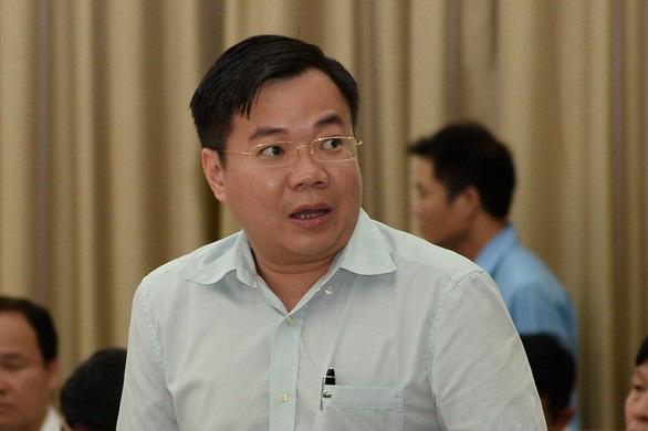 Bắt giam tổng giám đốc Công ty Tân Thuận