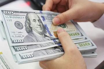 Giá USD ngân hàng quay đầu giảm