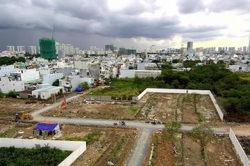 Thị trường bất động sản TP HCM: Tái xuất dự án 'ma'