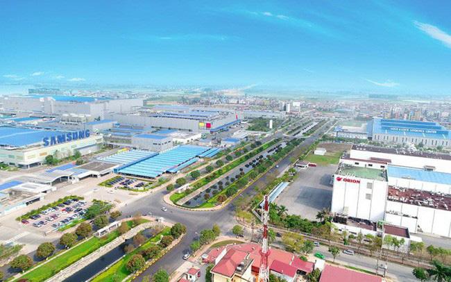 Làn sóng dịch chuyển FDI từ Trung Quốc về Việt Nam tăng mạnh, cổ phiếu hạ tầng khu công nghiệp tăng trưởng 'phi mã'