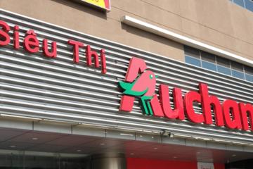 Chân dung 'gã khổng lồ' bán lẻ Auchan sắp rút khỏi Việt Nam