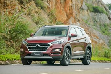 [Ảnh] Hyundai Tucson 2019 giá từ 799 triệu đồng