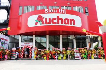 Một tập đoàn trong nước mua lại chuỗi siêu thị Auchan