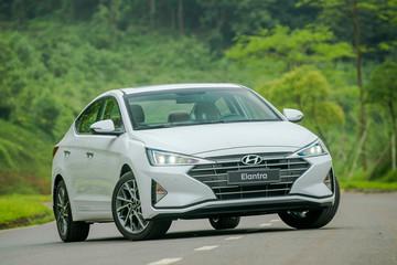 [Ảnh] Hyundai Elantra mới giá cao nhất 769 triệu đồng