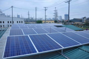 HDBank cho vay 70% giá trị đầu tư dự án điện mặt trời áp mái