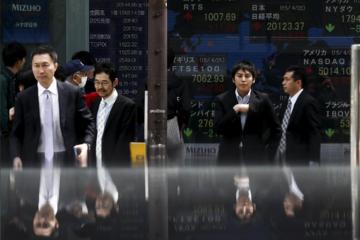 Chứng khoán châu Á đảo chiều, thị trường Trung Quốc mất 3%