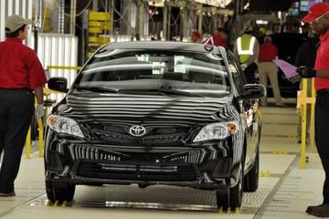 Toyota phản ứng mạnh sau phát biểu của ông Trump về xe hơi nhập khẩu