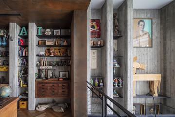 [Ảnh] Ngôi nhà mang phong cách viện bảo tàng, lưu giữ hàng nghìn kỷ vật