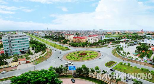 Thành phố Hải Dương mở rộng chính thức đạt tiêu chí đô thị loại I