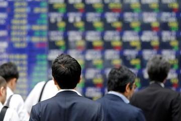 Chứng khoán châu Á trái chiều vì bất ổn địa chính trị