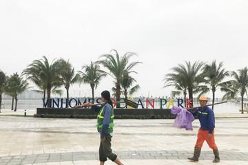 [Ảnh] Bên trong dự án 420 ha của Vingroup tại Hà Nội