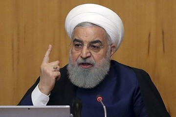 Tổng thống Iran: Sẽ chỉ đàm phán với Mỹ vào thời điểm thích hợp
