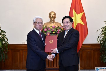 Bộ Ngoại giao bổ nhiệm đại sứ Việt Nam tại Trung Quốc