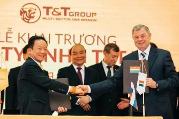 T&T Group mở công ty tại Nga, tổng vốn đầu tư 25 triệu USD