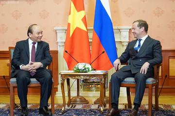 Việt Nam - Nga đẩy mạnh khai thác, thăm dò dầu khí