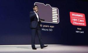 Huawei bị hiệp hội thẻ nhớ SD gạch tên
