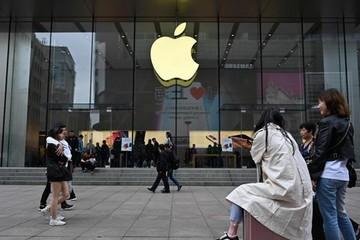 Xuất hiện phong trào tẩy chay Apple và hàng Mỹ ở Trung Quốc