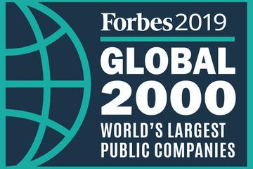 Forbes: Vietcombank, BIDV, Vingroup, VietinBank lọt danh sách 2000 doanh nghiệp niêm yết lớn nhất thế giới