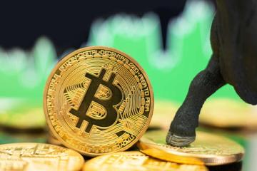 [Infographic] Bitcoin bắt đầu vào thị trường giá lên?