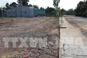 Tây Ninh: 'Cò' đất hoành hành gây sốt giá ảo