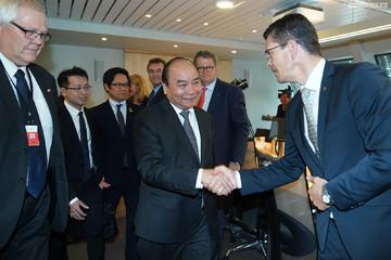 Thủ tướng: Kết hợp 'Made by Na Uy' và 'Made in Việt Nam'