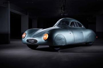 Xe Porsche cổ định giá đắt nhất thế giới: 20-25 triệu USD