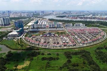 Những siêu dự án tỷ đô đang 'chia nhau' bờ sông Sài Gòn ra sao?