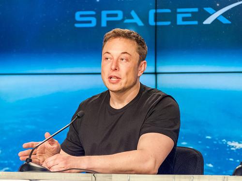 Tham vọng phủ Internet toàn cầu bằng SpaceX của Elon Musk