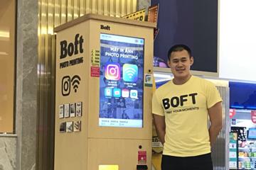 'Nghề rửa ảnh' thời hiện đại của chàng trai gốc Việt