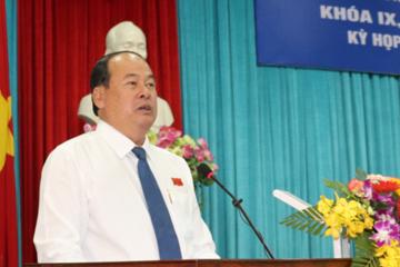 Ông Nguyễn Thanh Bình làm Chủ tịch UBND tỉnh An Giang