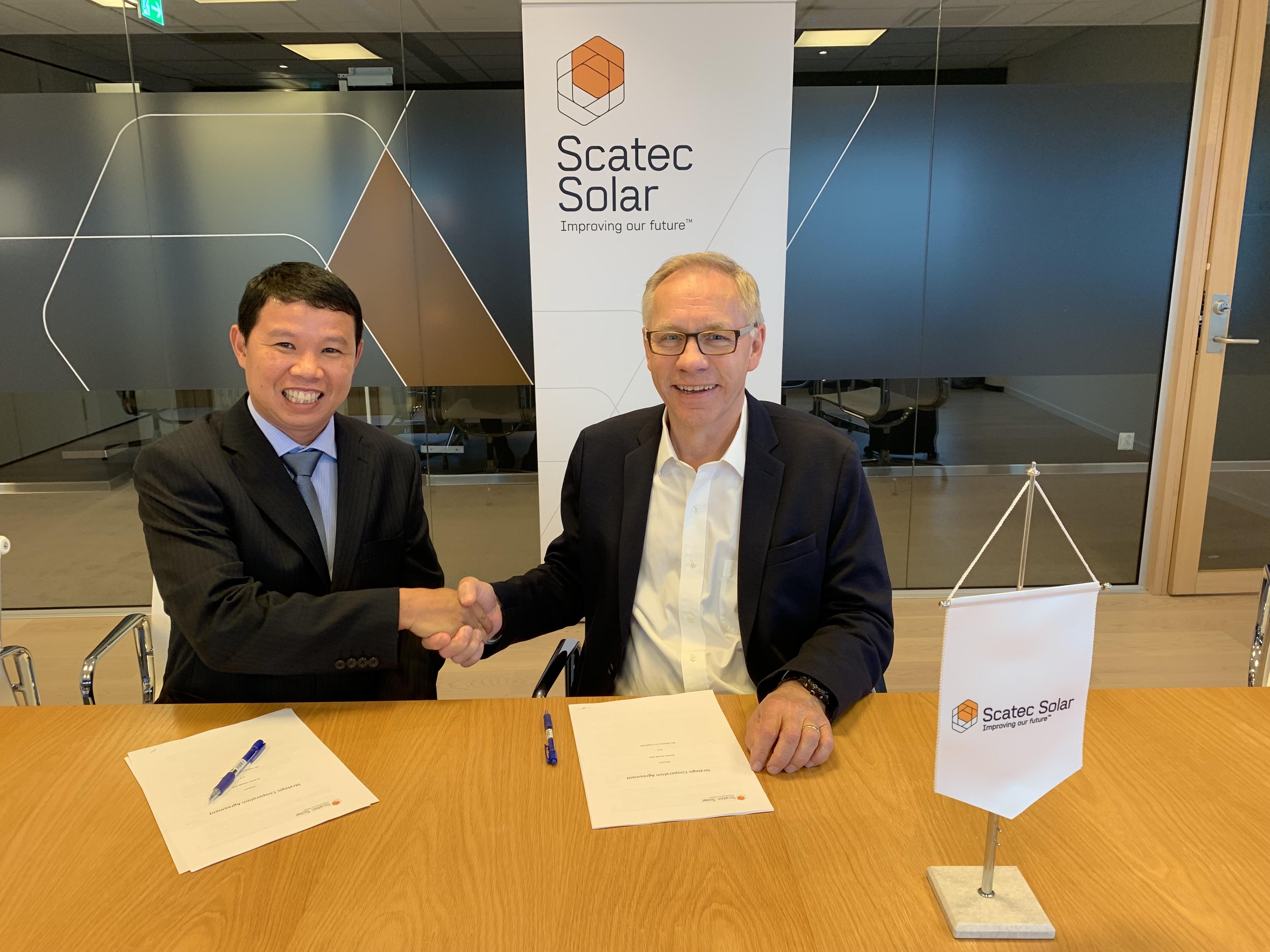Hé lộ thông tin các dự án điện mặt trời 500 triệu USD do Na Uy đầu tư