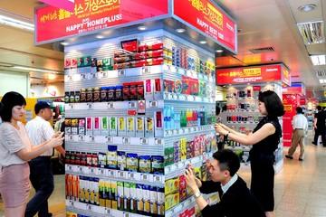 Trước Vingroup, mô hình siêu thị ảo được các nhà bán lẻ trên thế giới triển khai ra sao?