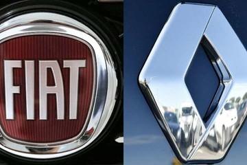 Renault và Fiat bàn kế hoạch sáp nhập, tạo ra nhà sản xuất ôtô lớn thứ 3 thế giới
