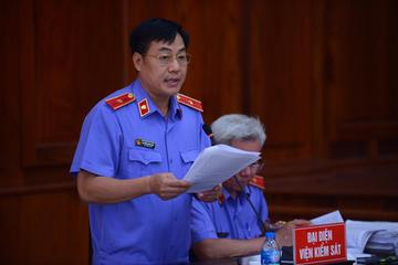 Đề nghị bác tất cả kháng cáo vụ thất thoát 3.608 tỷ ở Ngân hàng Đông Á
