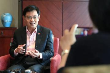 Phó Thủ tướng Singapore: Đã chuẩn bị cho hậu quả của chiến tranh thương mại