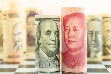 Trái phiếu châu Á - 'điểm đến đầu tư' trong chiến tranh thương mại