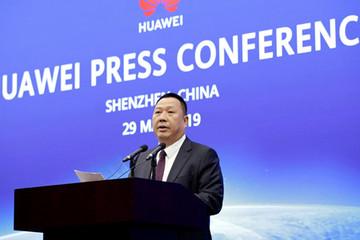 Huawei yêu cầu tòa án Mỹ dỡ bỏ lệnh cấm mua thiết bị