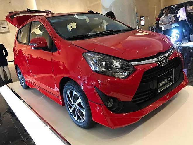 Toyota Wigo bất ngờ giảm giá
