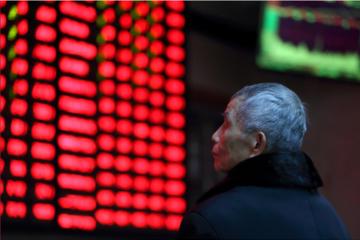 Lo ngại về kinh tế thế giới, chứng khoán châu Á giảm