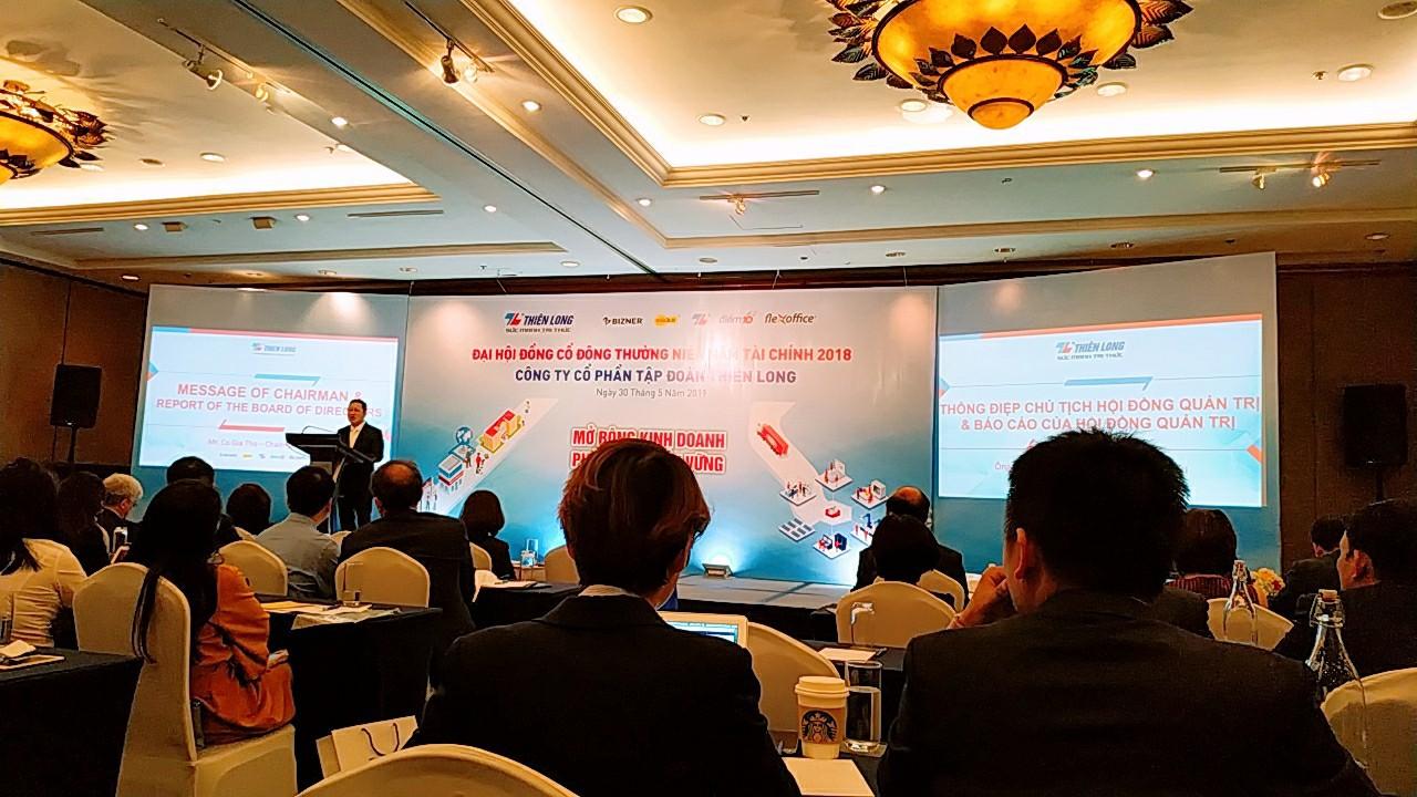 NWL Cayman Holdings trở thành nhà đầu tư chiến lược của Tập đoàn Thiên Long, mục tiêu lãi sau thuế 325 tỷ đồng